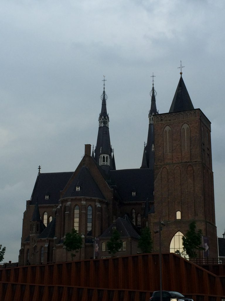 2016 Rückfahrt Kirche Maas