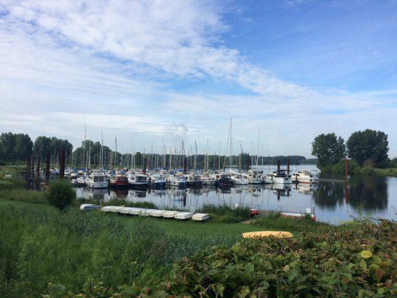 2016 Rückkehr Ascloa Hafen