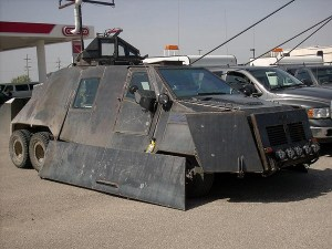 Zombie Killer Vehicle