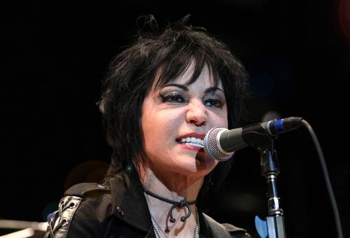 Joan Jett Performing Live