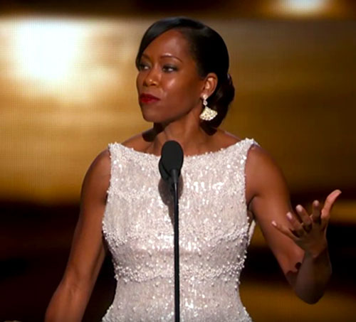 Regina King Wins Emmy