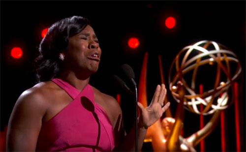 Uzo Adouba Wins her Secone Emmy Award