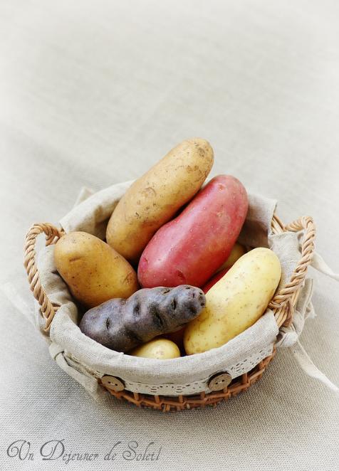 quelles pommes de terre choisir selon l 39 usage comment. Black Bedroom Furniture Sets. Home Design Ideas