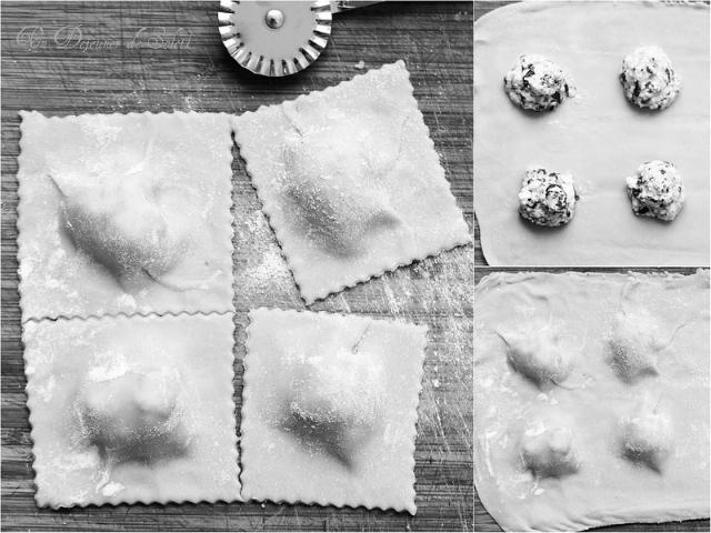 raviolis pas a pas ricotta epinards recette italienne