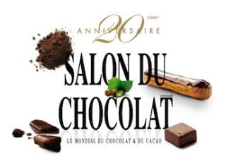 Salon du chocolat 2014 : ateliers tablettes chocolat à Paris