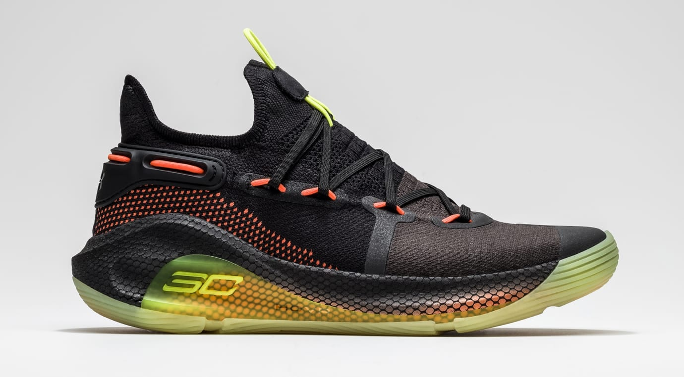 Under Armour Curry 6