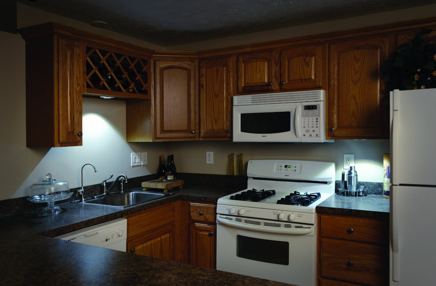 low voltage under cabinet lighting options