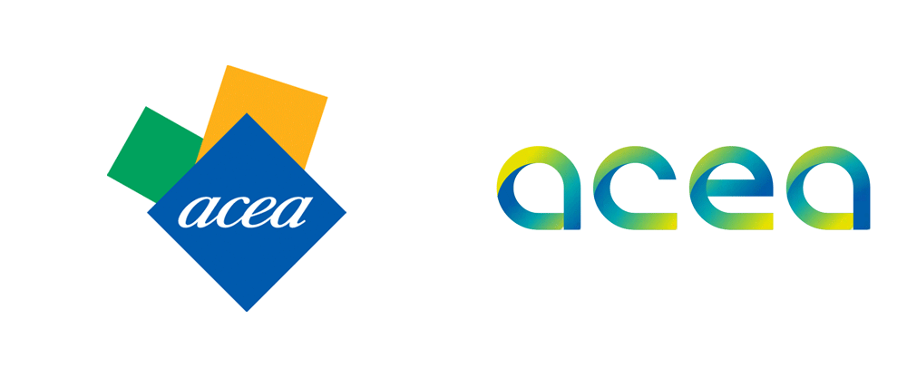 New Logo for Acea