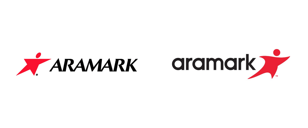 Brand New: New Logo for Aramark