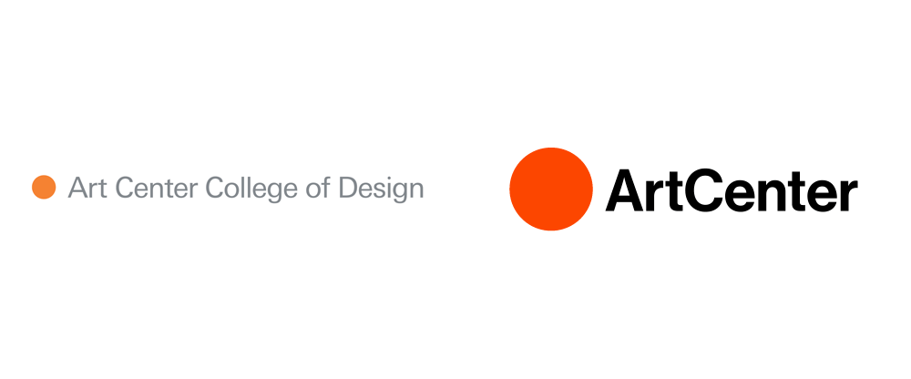Brand New: New Logo and Identity for ArtCenter