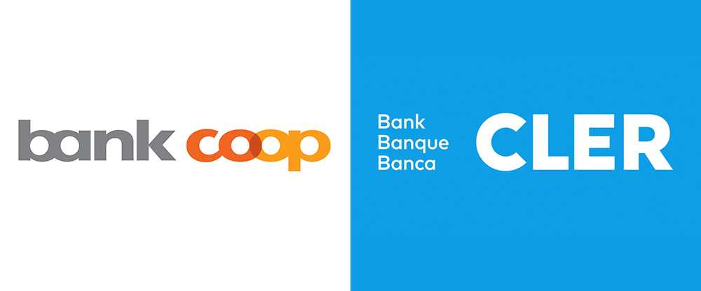 New Name + Logo and Identity for Bank Cler by Scholtysik & Partner