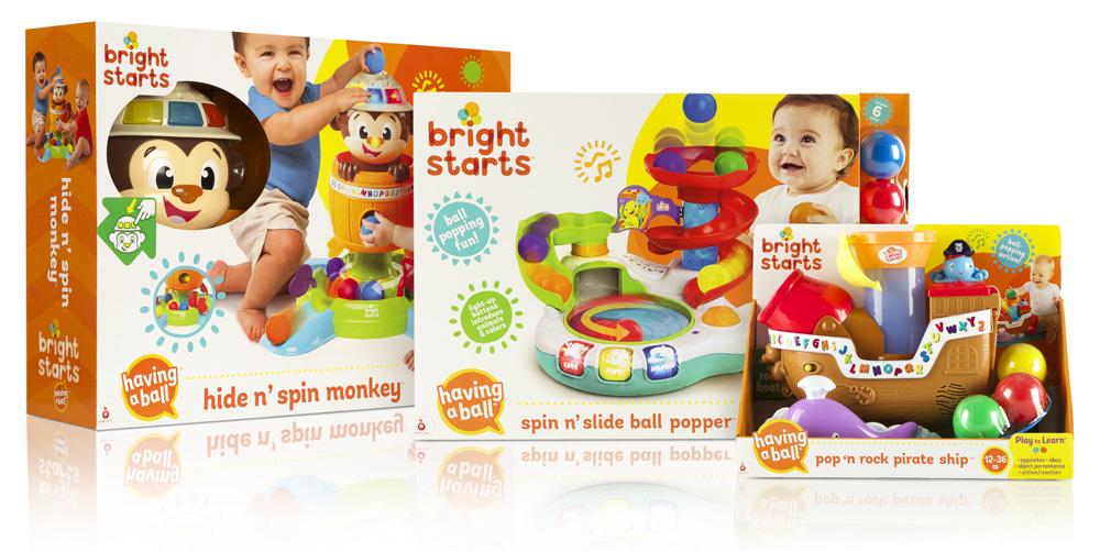 toys from baby einstein