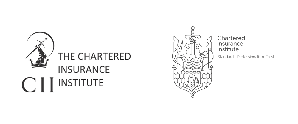 Brand New: New Logo and Identity for Chartered Insurance