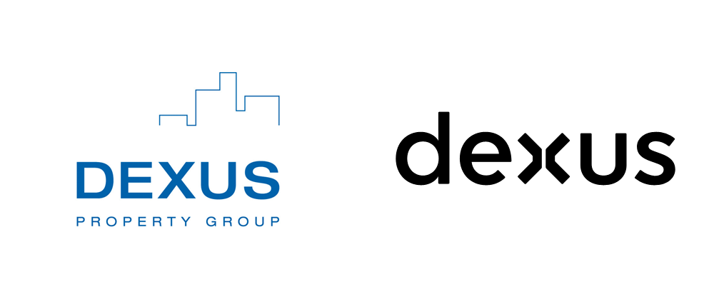 Brand New: New Logo for Dexus by Hulsbosch