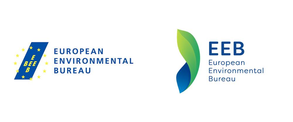 New Logo for European Environmental Bureau