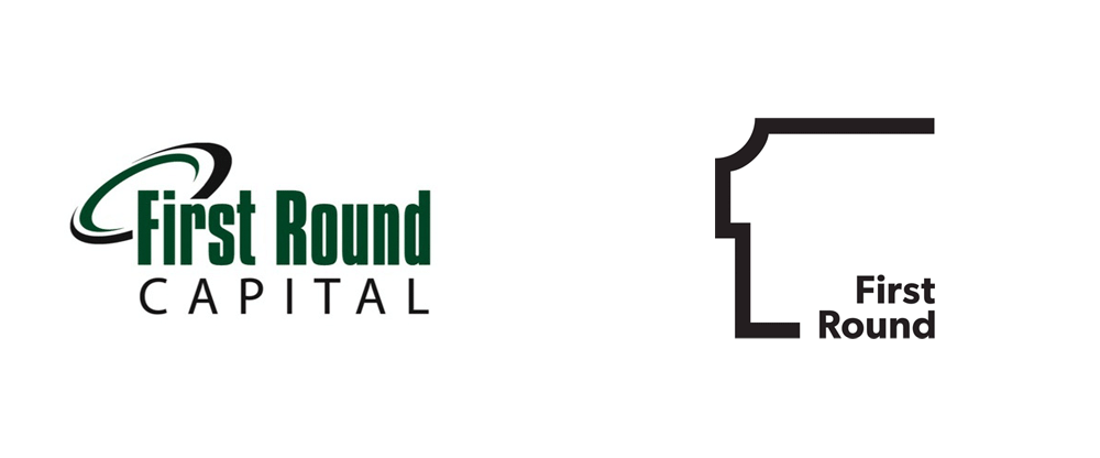 Brand New: New Logo and Identity for First Round by Pentagram