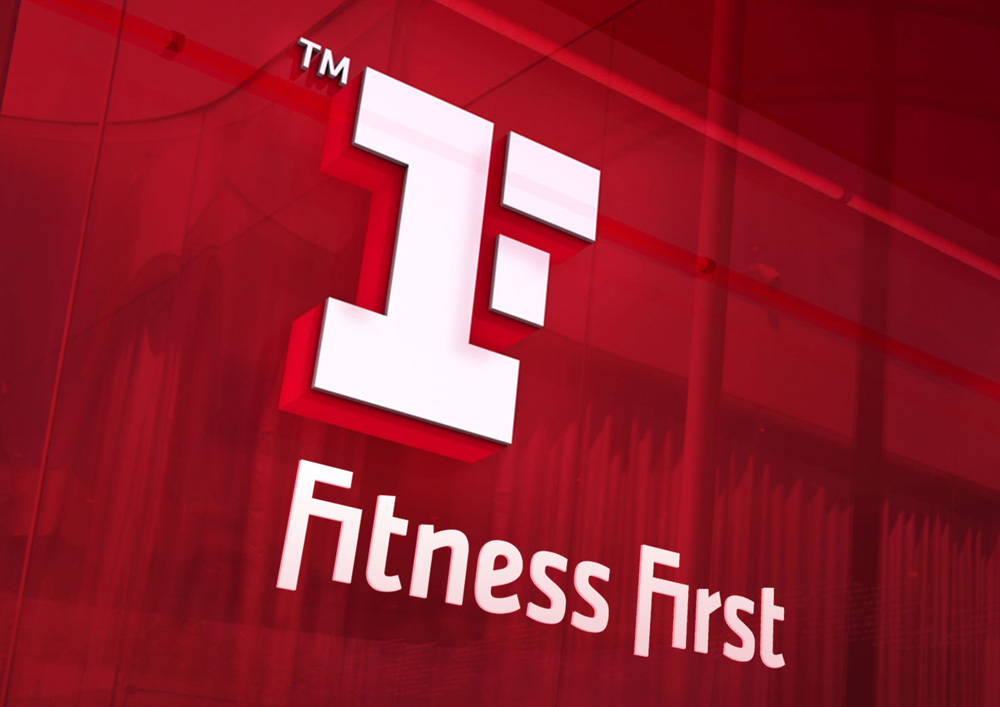 brand new new logo and identity for fitness first by the clearing