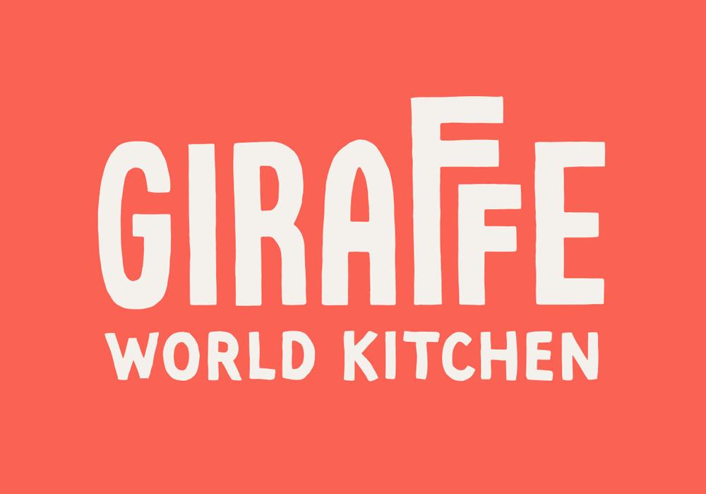 Brand New New Name Logo and Identity for Giraffe World