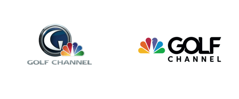 Brand New: New Logo for Golf Channel by Troika