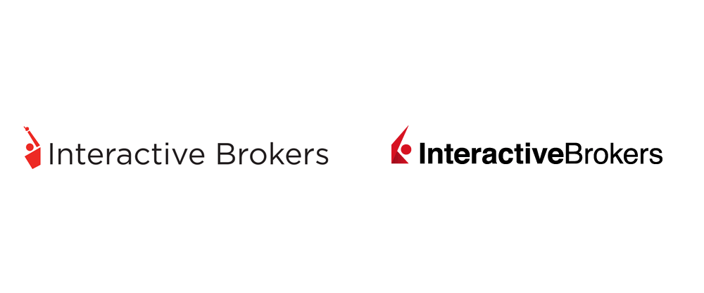 New Logo for Interactive Brokers