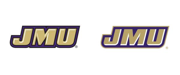 Brand New New Logos for JMU Athletics by Joe Bosack Co