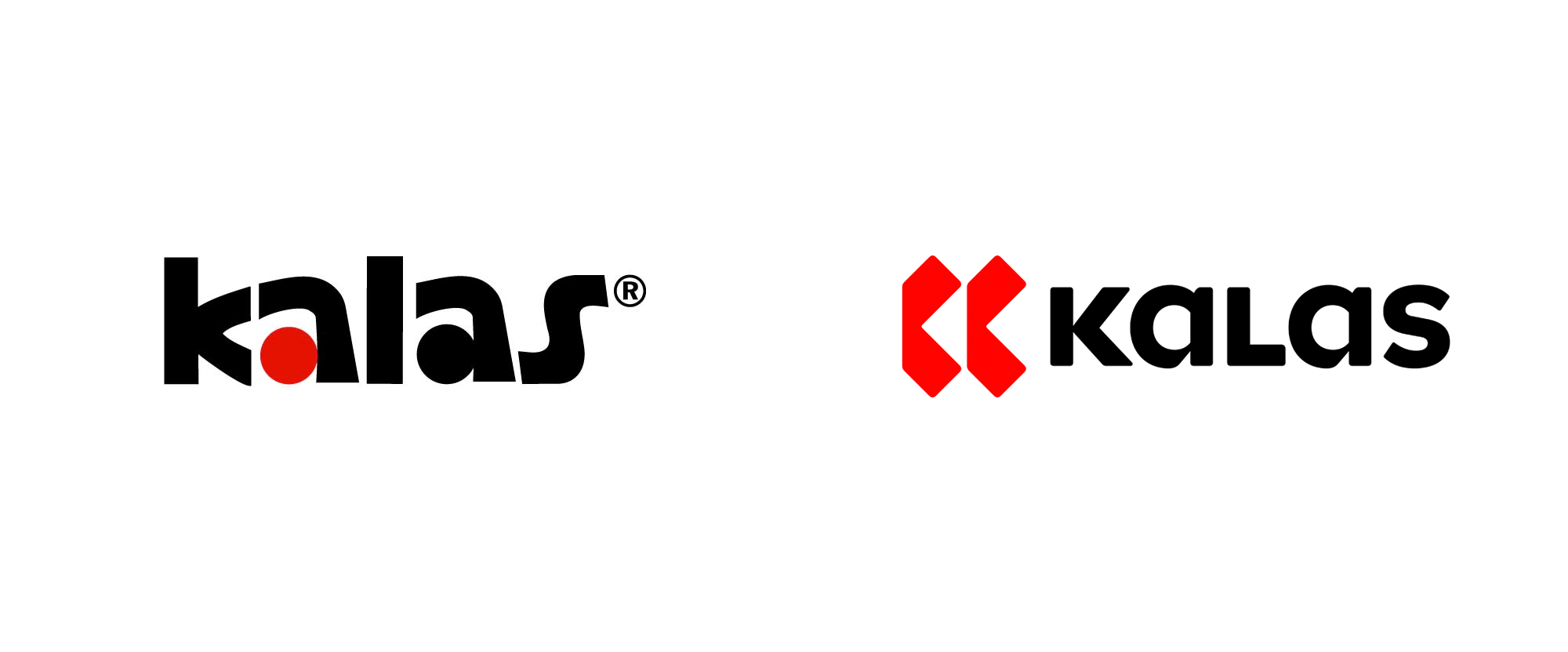 Brand New: New Logo for Kalas by Studio Echt