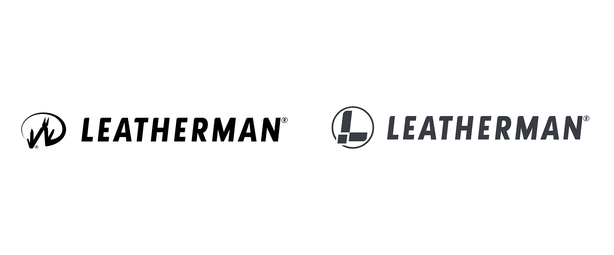 Brand New: New Logo for Leatherman