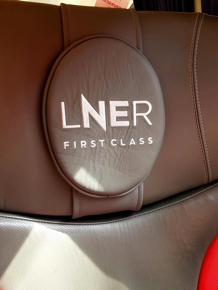 Brand New New Logo and Identity for LNER by Brand Cooke