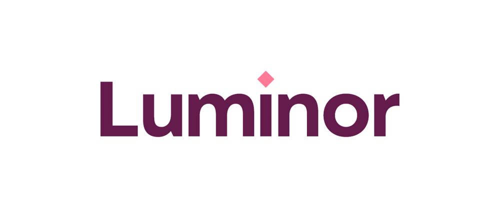 New Logo for Luminor by Futurebrand