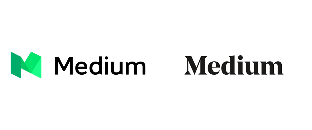 Brand New: New Logo for Medium by Manual in Collaboration