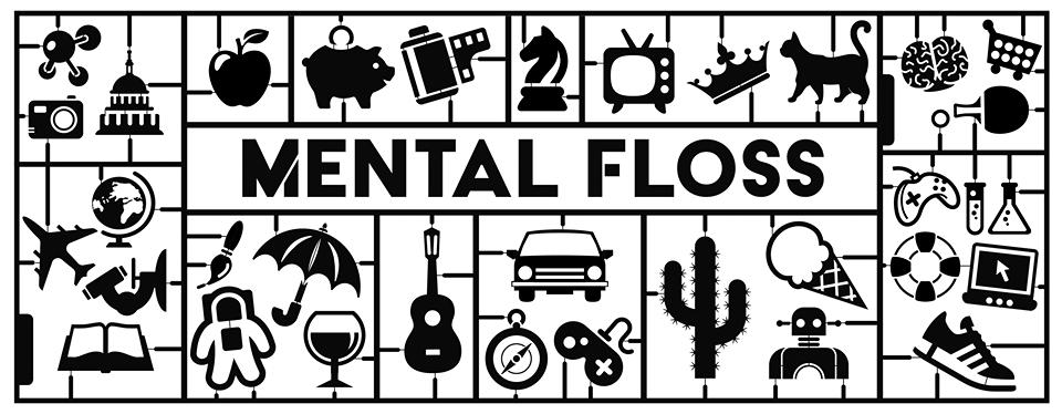 New Logo for Mental Floss