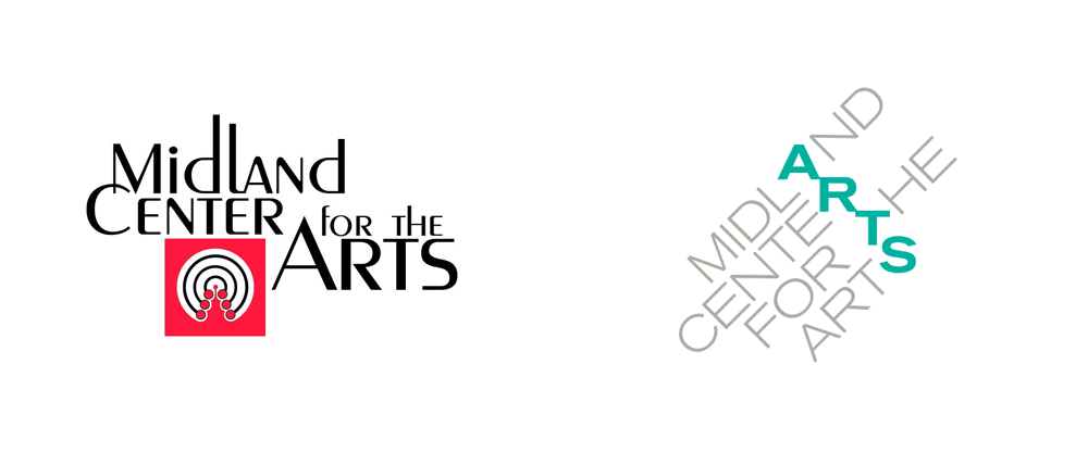 New Logo for Midland Center for the Arts