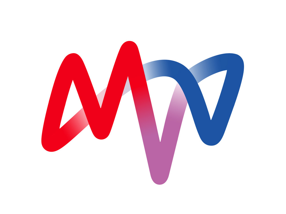 New Logo and Identity for MVV by KMS TEAM