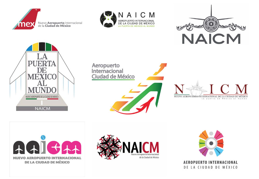 Mexico's New Airport Logo Contest