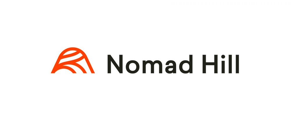 Brand New: New Logo and Identity for Nomad Hill by Andrew