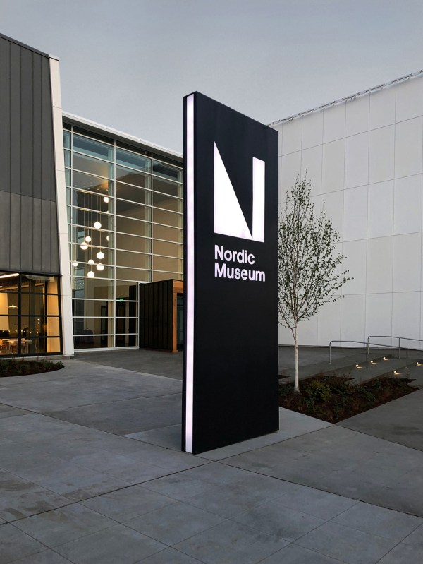Brand Logo And Identity Nordic Museum