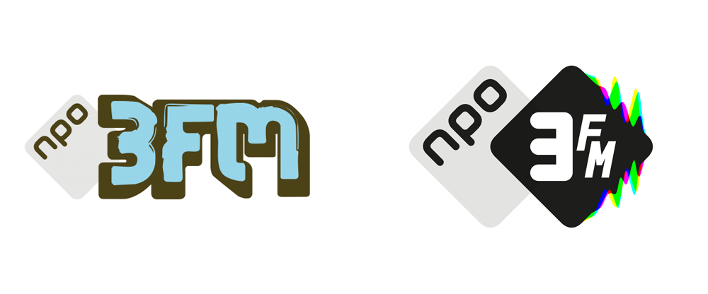 New Logo and Identity for NPO 3FM
