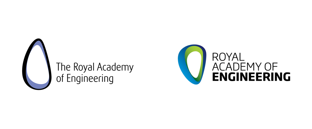 New Logo and Identity for Royal Academy of Engineering by Firedog