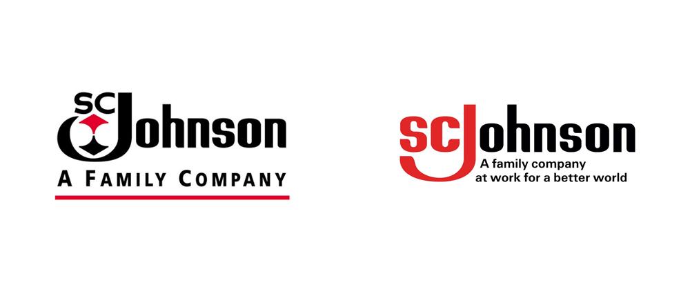 Brand New: New Logo for SC Johnson