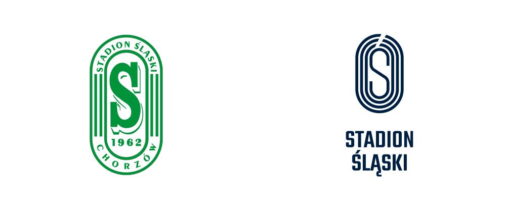 New Logo and Identity for Stadion Śląski by Creogram