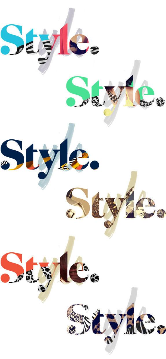 Style Logo and On-Air