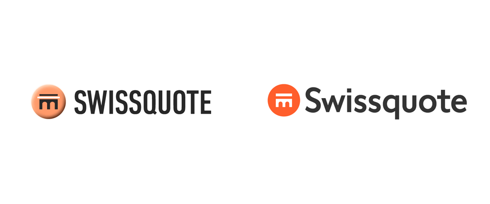 Brand New: New Logo and Identity for Swissquote by MASKIN