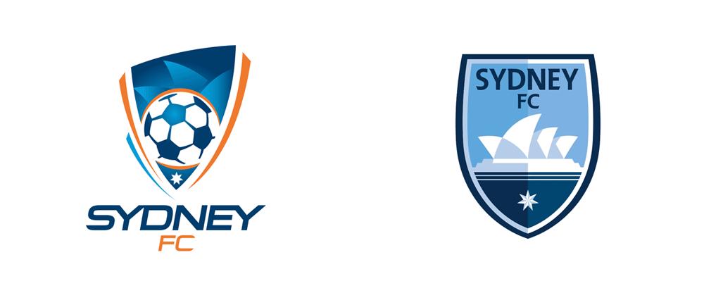 New Logo for Sydney FC