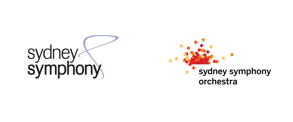 Brand New: New Logo for Sydney Symphony Orchestra by