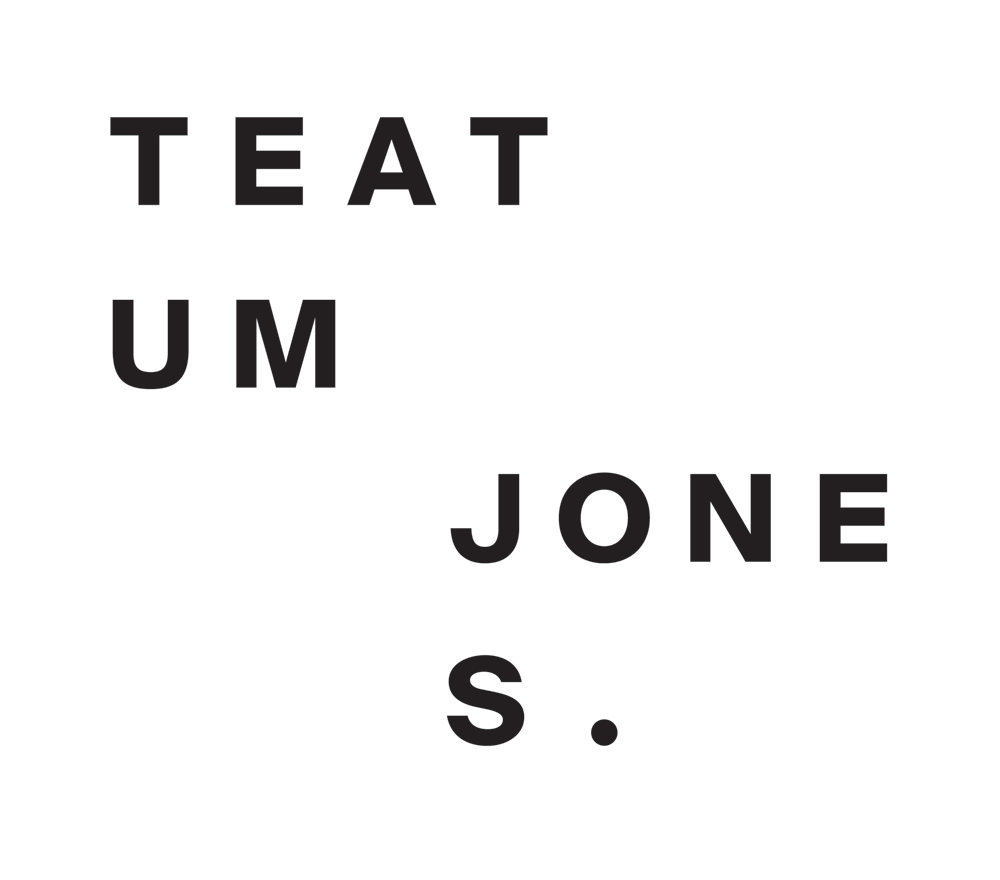 Brand New: New Logo for Teatum Jones by Peter and Paul