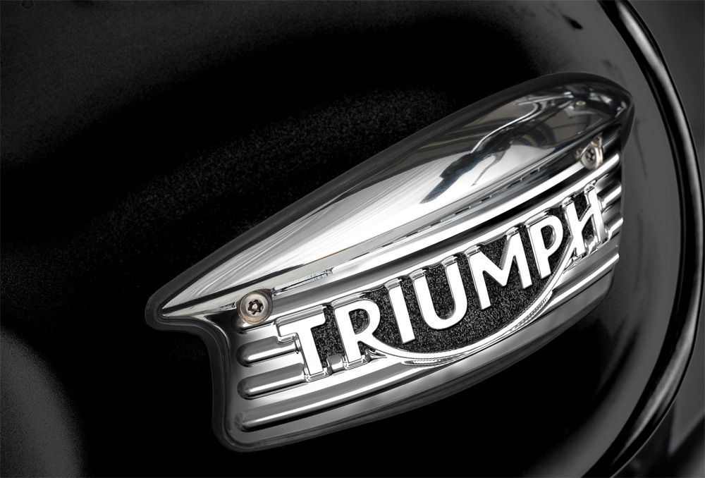 New Logo for Triumph Motorcycles by Wolff Olins