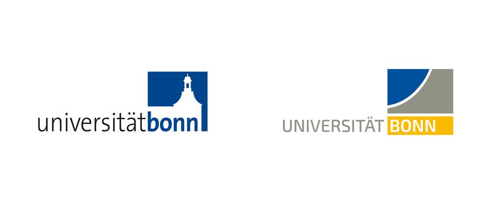 New Logo for Universität Bonn