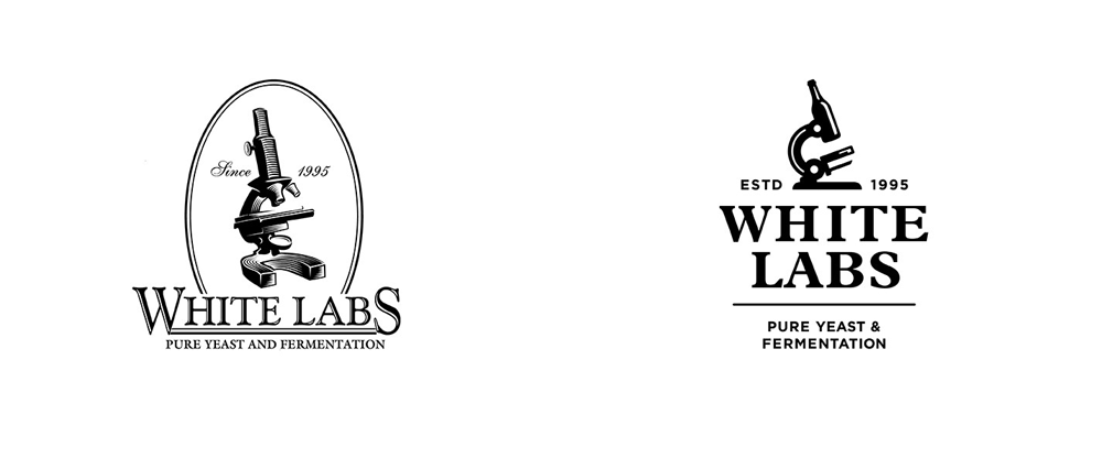 Brand New: New Logo and Packaging for White Labs by MiresBall