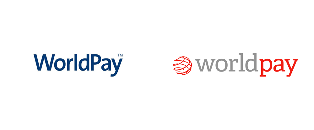 New Logo and Identity for WorldPay by SomeOne