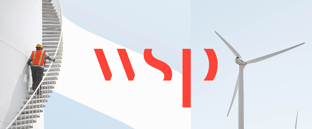 Follow-up: New Logo and Identity for WSP by Sid Lee